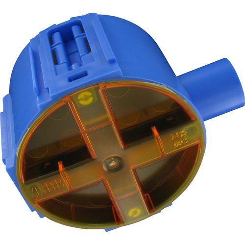 ABB inbouwdoos 40mm + deksel