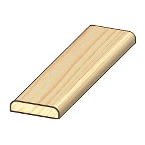 Couvre-joint JéWé pin 240 cm