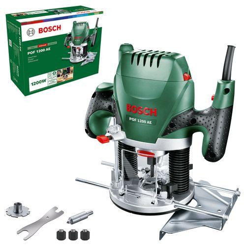Défonceuse Bosch  POF1200AE 1200W