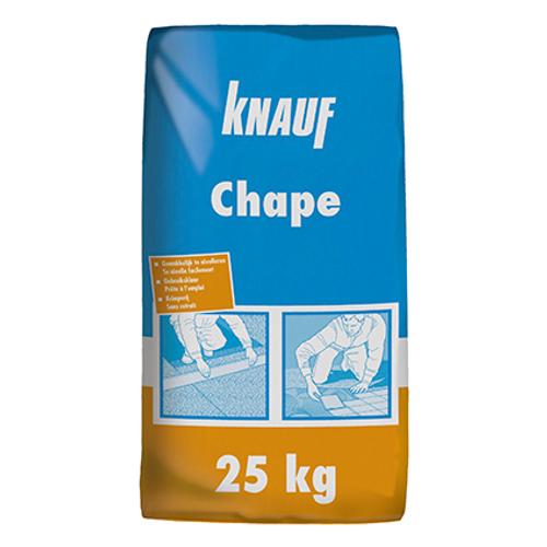 Knauf mortel voor ondervloer 'Chape' 25 kg