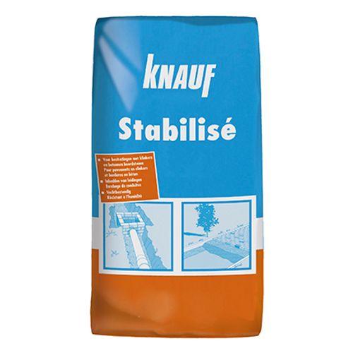 Mortier Knauf 'Stabilisé' 25 kg