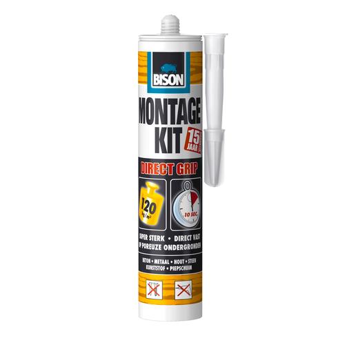 Bison montagekit Direct grip 370g