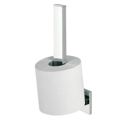Porte-rouleaux de papier toilette de réserve Tiger Items chrome