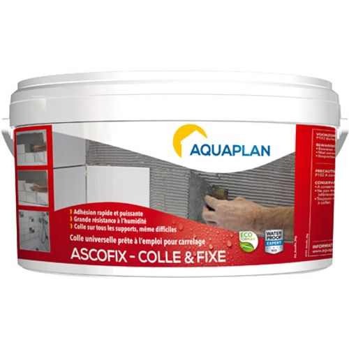 Aquaplan Ascofix Kleef&Vast 5Kg