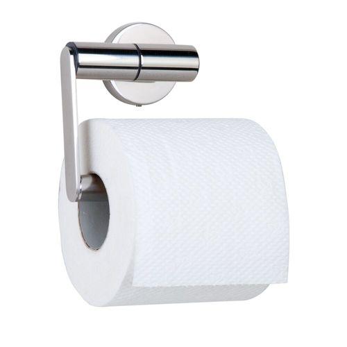 Porte-rouleau papier toilette Tiger Boston inox poli
