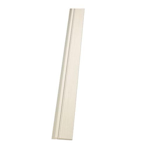 Lamelle pour porte accordéon Grosfillex 'Axia' PVC blanc 205 x 145 cm
