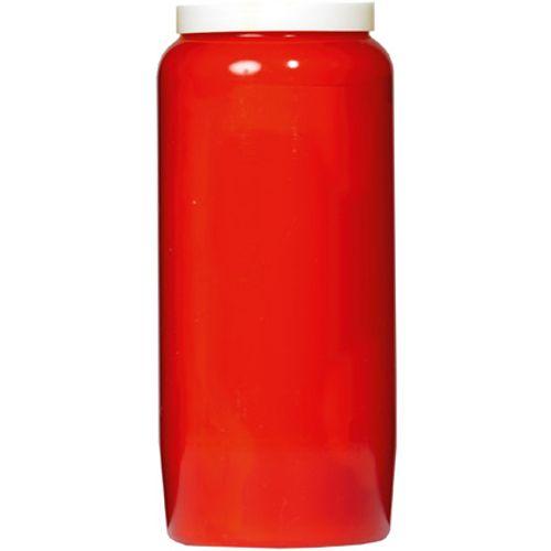 Bougie neuvaine Spaas rouge 142 mm