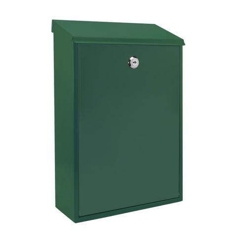 Boîte aux lettres Sencys 70 40x17x11,3cm vert