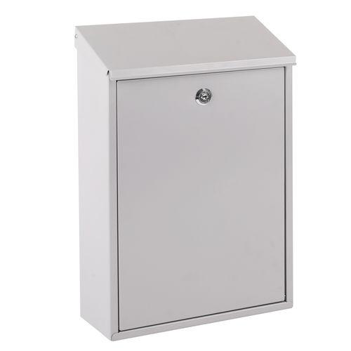 Boîte aux lettres Sencys 70 40x27x11,3cm aluminium