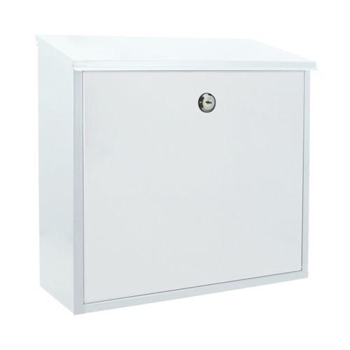 Boîte aux lettres Sencys 50 36,7x36,7x11,3cm blanc