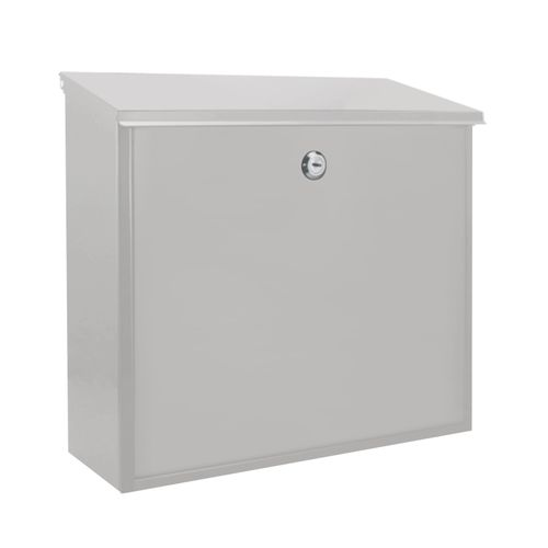 Boîte aux lettres Sencys 50 36,7x36,7x11,3cm aluminium