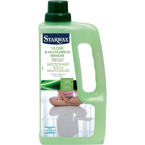 Starwax Nettoyant sols et multi-usages
