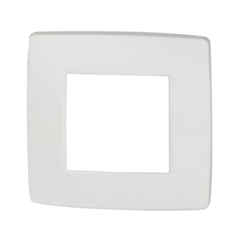 NIKO Plaque simple Original White
