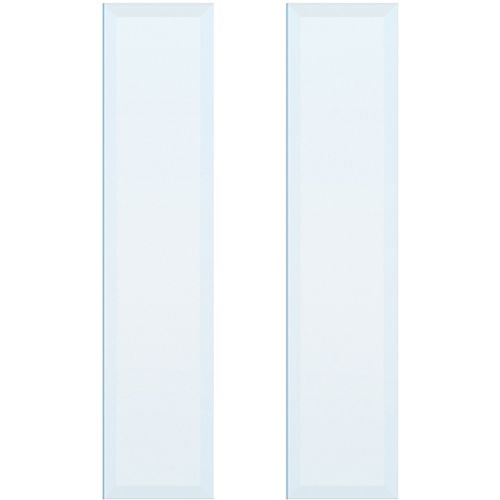 CanDo isolatieruit satijn block ML 660 231,5 x 93cm 2 stuks
