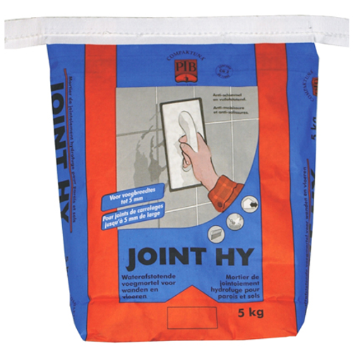 PTB-compaktuna waterafstotende voegmortel 'Joint HY' 5 kg