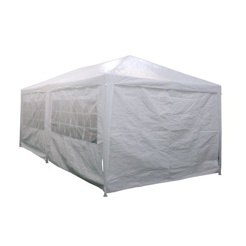 Central Park partytent Party Feria wit 2,95x5,95