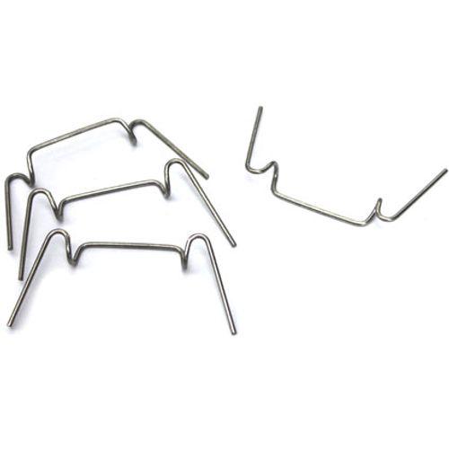 Clips de verre ACD 'M' aluminium – 20 pcs