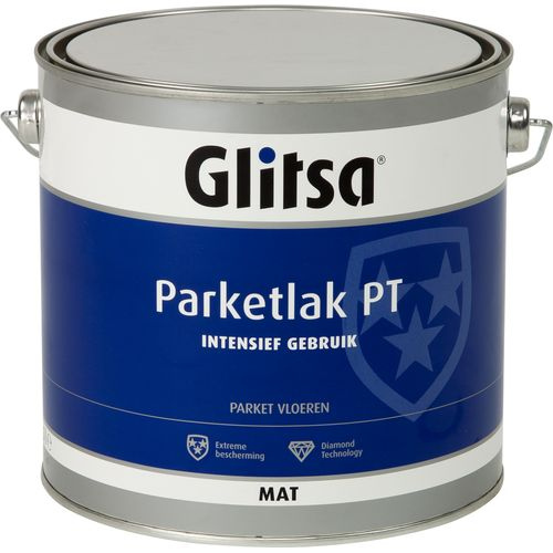 Glitsa parketlak PT mat blank 2,5L