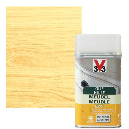 Huile meuble V33 inColore inColore mat 500ml