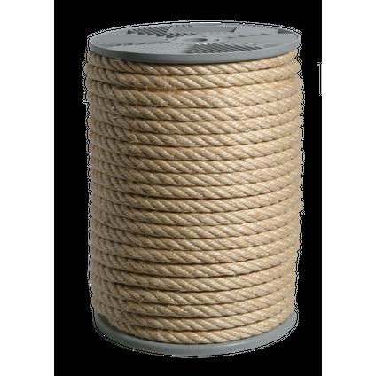 Sencys touw sisal natuur 8mm per 100cm