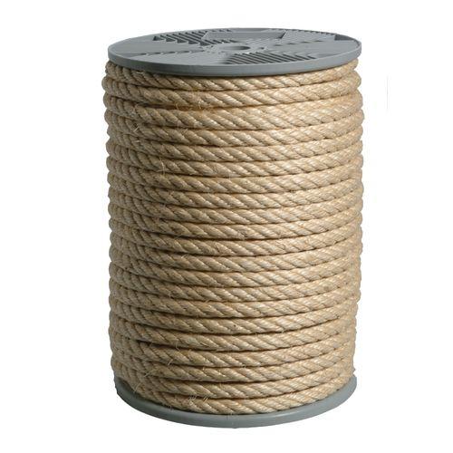 Sencys touw sisal natuur 8 mm x 1 m