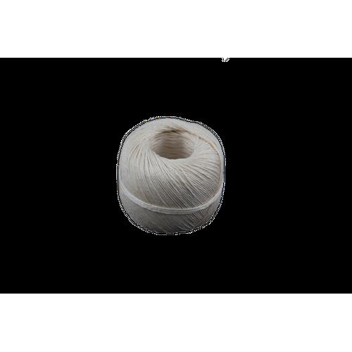 Ficelle alimentaire Sencys chanvre blanc 0,8 mm x 120 m