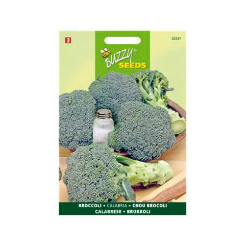 Buzzy seeds zaden broccoli calabria