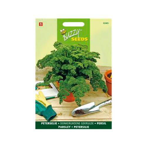 Buzzy seeds zaden peterselie donkergroene krul