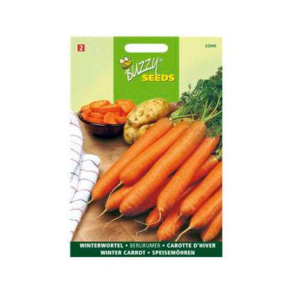 Buzzy seeds zaden wortel berlikumer 2