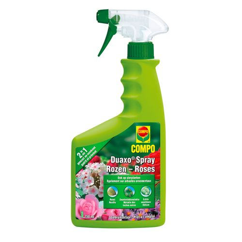 Compo Duaxo Spray Rozen 750ml