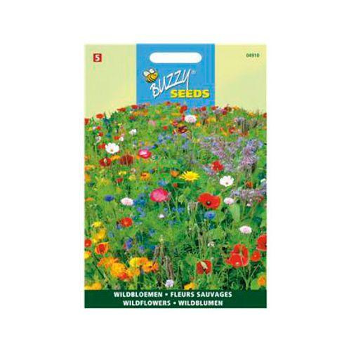 Buzzy seeds zaden wildbloemenmengsel