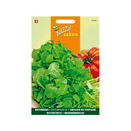 Buzzy seeds zaden waterkers