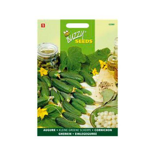 Buzzy seeds zaden augurken kleine groene national