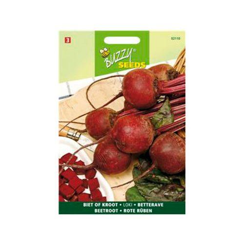 Buzzy seeds zaden biet of kroot kogel 5 – loki