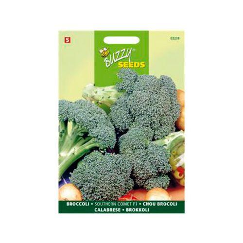 Buzzy seeds zaden broccoli southern comet f1