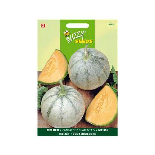 Buzzy seeds zaden meloenen charentais