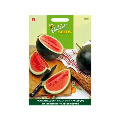 Buzzy seeds zaden watermeloen sugar baby