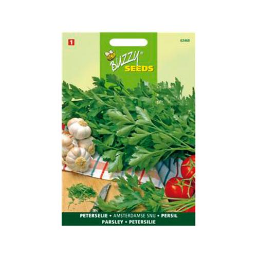 Buzzy seeds zaden peterselie amsterdamse snij