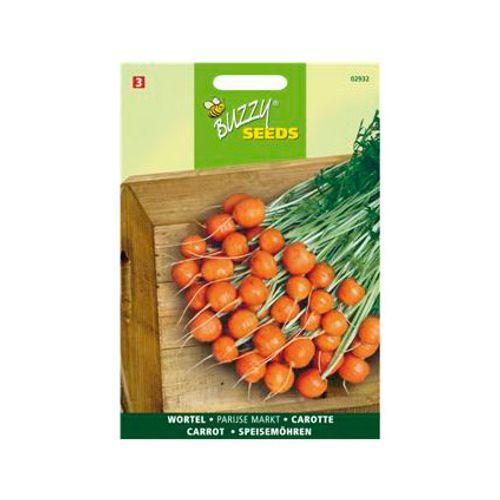 Buzzy seeds zaden wortel parijse markt 4