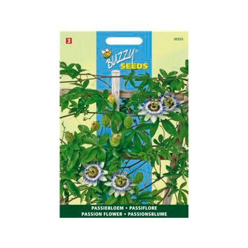 Buzzy seeds zaden passiebloem