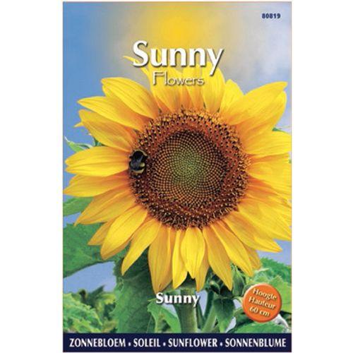 Sunny flowers zaden zonnebloem sunny