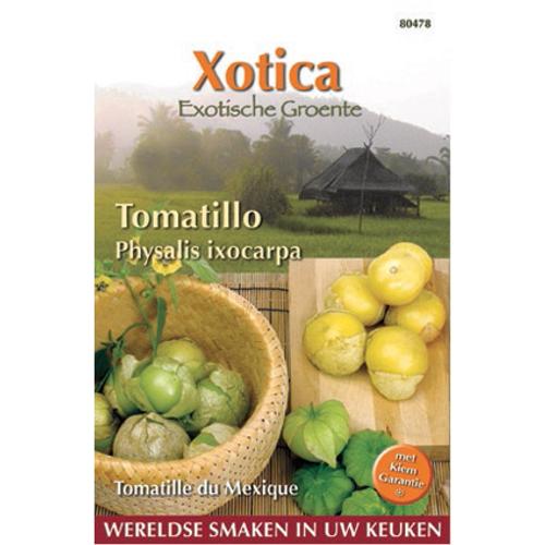 Xotica zaden tomatillo