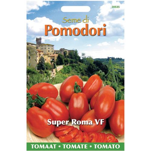 Pomodori zaden super roma