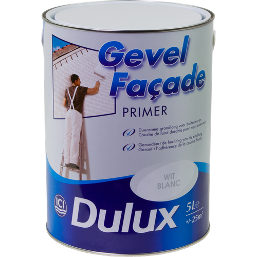 Primer Dulux Façade blanc 5L