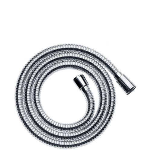 Flexible de douche Hansgrohe Sensoflex acier inoxydable chrome 200cm