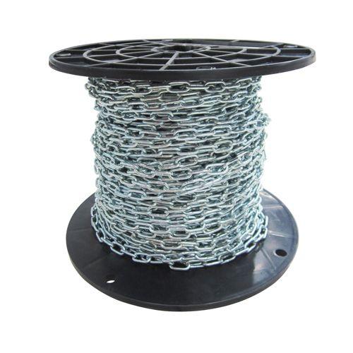 Sencys gewichtsketting staal zilver 2 mm x 1 m