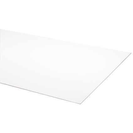 Panneau dur Sencys blanc 244x122x0,3cm