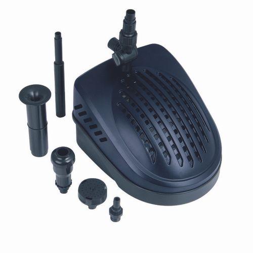 Ubbink polypropyleen vijverpomp PowerClear 9000 zwart 45W