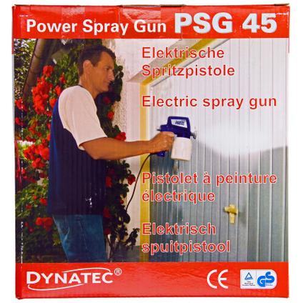 Pistolet peinture Wagner Airless dynatec PSG 45