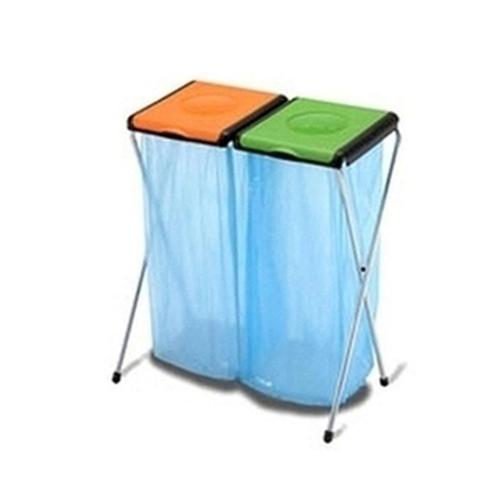 Porte sacs poubelles Gimi 'Nature' - 2 sacs